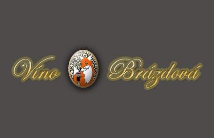 Logo víno Brázdová