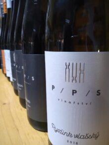 PPS vinařství Strachotín